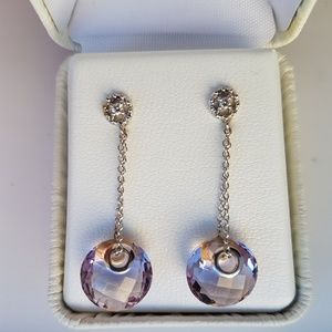 Jewelry - Amethyst Earrings